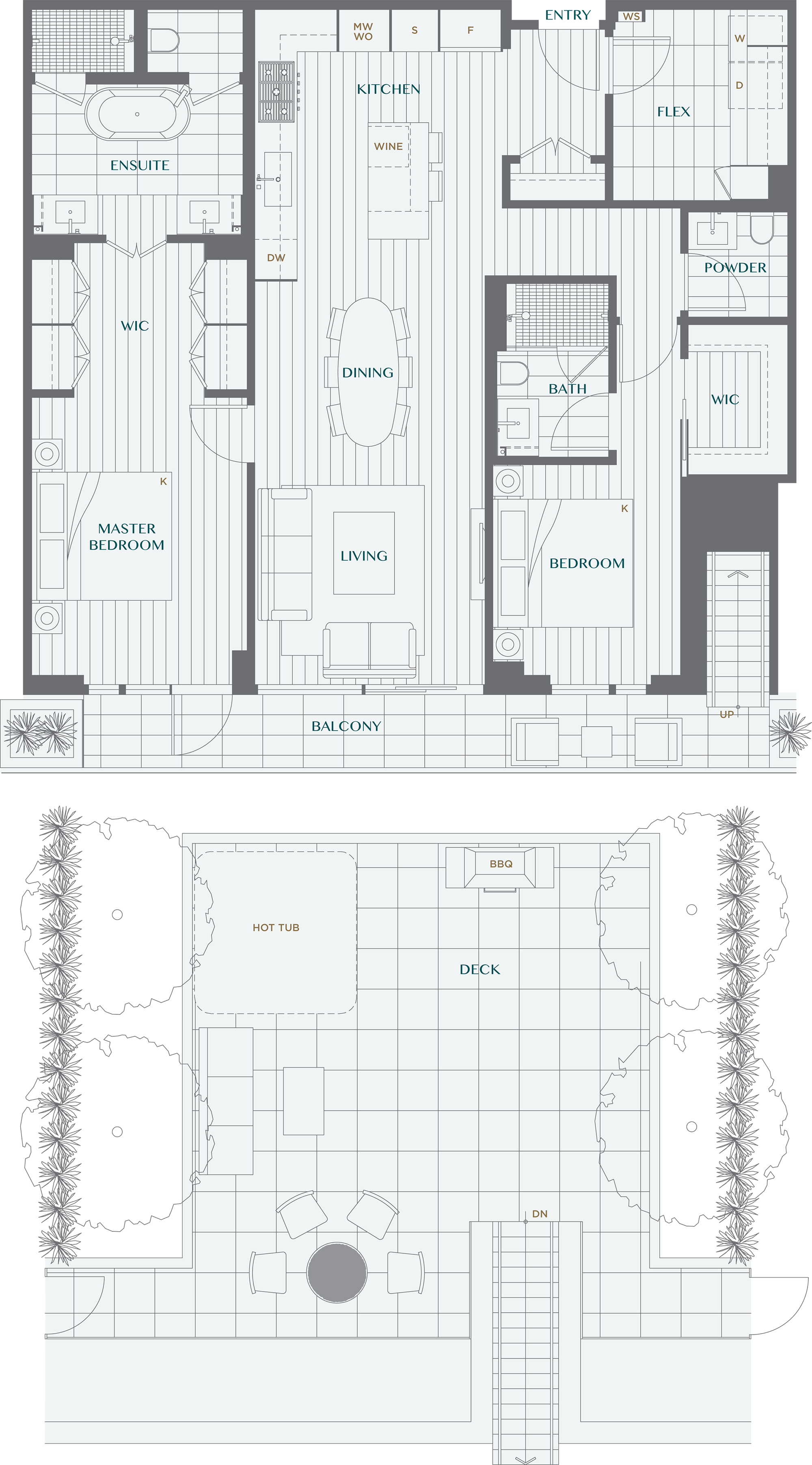 Legacy On Dunbar Floorplan PH2D